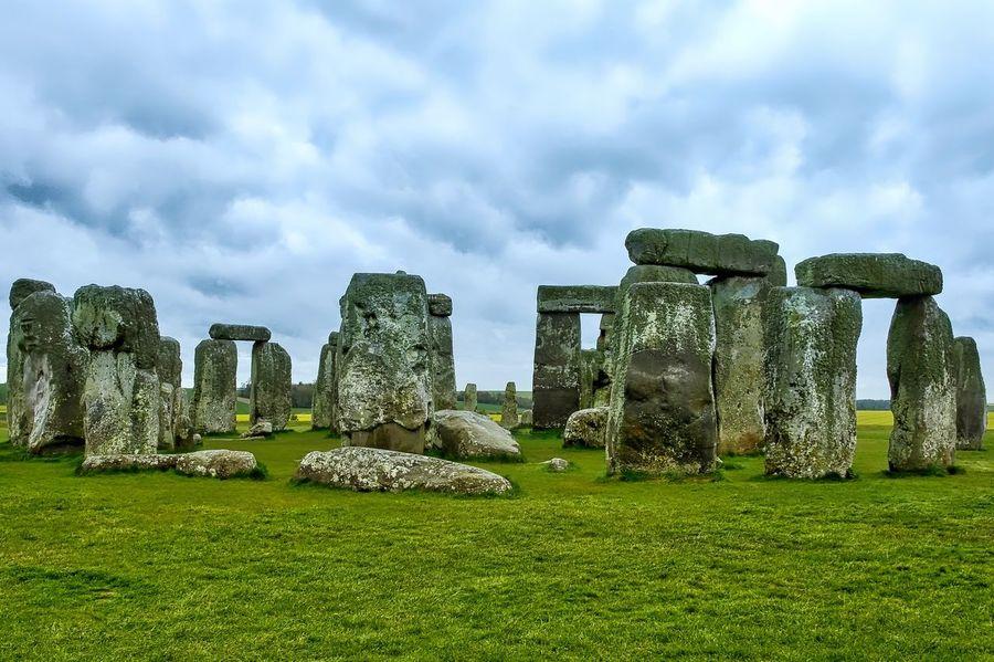 Stonehenge Stonecircle Stone Circle Steinkreis Magical Historical Monuments