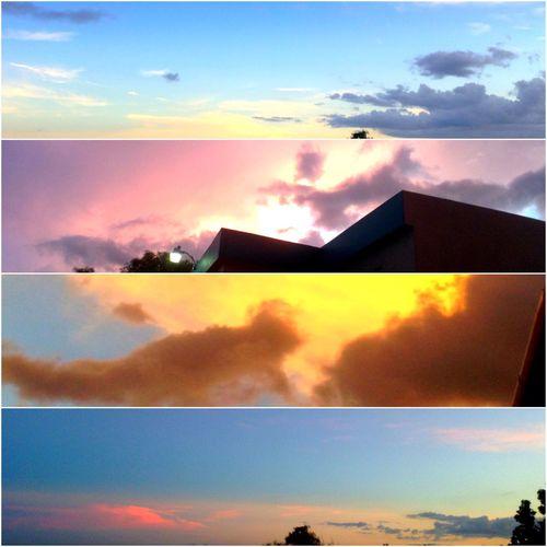 SKY in Puerto Rico 🇵🇷💘💙💜 Hello World Enjoying Life Clouds And Sky Taking Photos Puerto Rico Nature Juanadiaz Puerto Rico