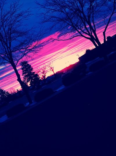 The Sky This Morning <3'