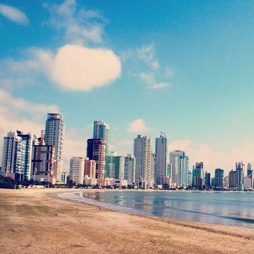 This was in Brazil Brasil Instabrazil Ig_brazil Balneariocamboriu Camboriu Beach