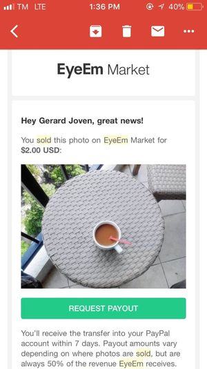 Eyeem is the best. Sold another 😘 Eyeemsold