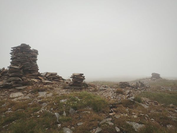 In cloud on the summit of Fountains Fell. EyeEm Nature Lover EyeEm Best Shots - Landscape EyeEm Best Shots - Nature Eyeem Landscapes Mountain_collection Misty Mountains  Eyem Misty Day Yorkshire Dales Hiking Trail