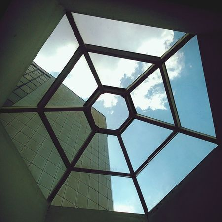 Sky Cloud Building