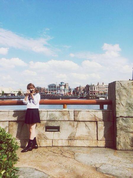 USJ In Osaka That's Me