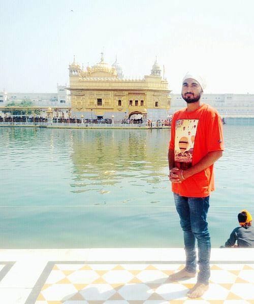 Golden Temple Amritsar Waheguru