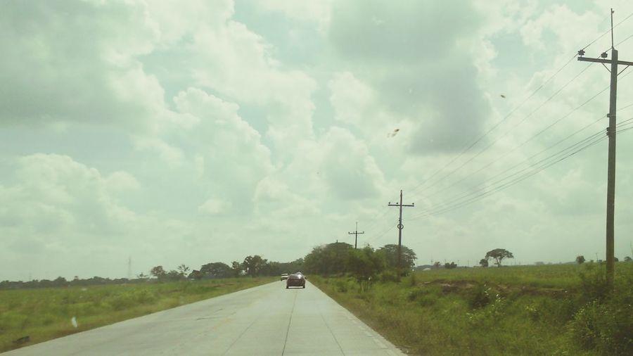 Roads Honduras