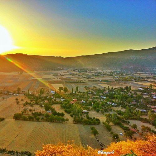 Bezirgan köyü günbatımı kalkan /kaş Kas Kalkan kalkan Bezirgan Sunset