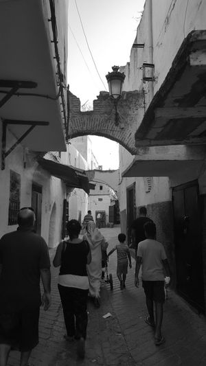 Old Buildings old but gold ❤ Tetouan Morocco Tetouan The White City *---*