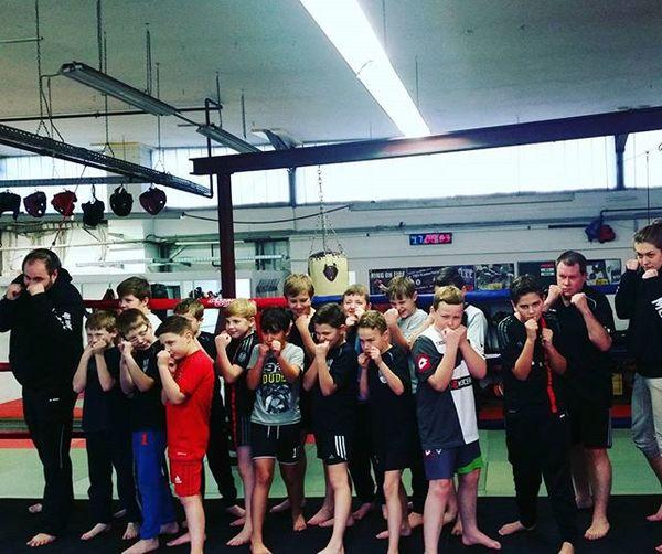 Tusrheinlanddremmen Ejugend Kampfsportzentrum Thaiboxen