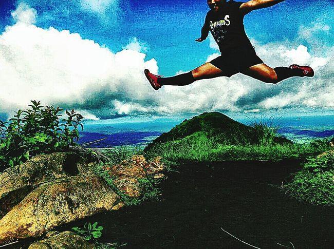Unwind EyeEm Best Shots Phmountains Picture Adventure Mountaineering Backpackers Jumpshot Naturelovers EyeEm