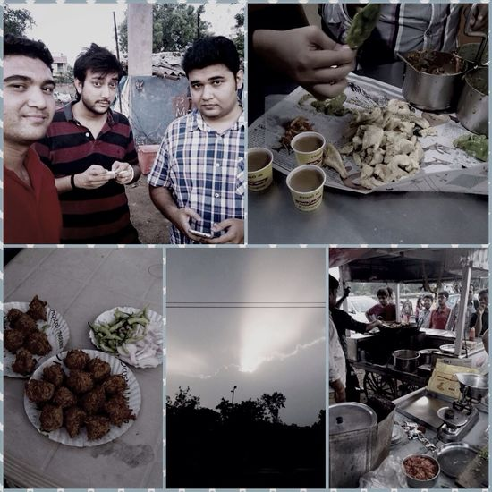 Can't Miss This Food Maggie Bhajiya