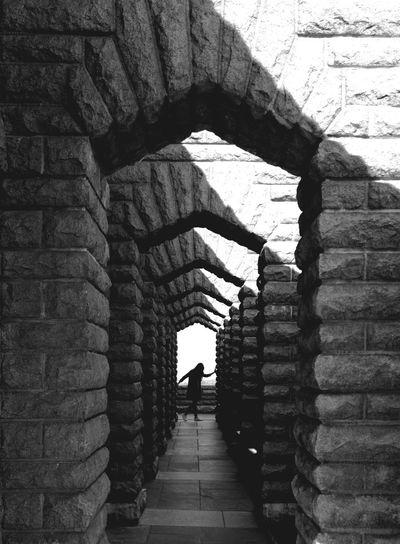 Corridors Blackandwhite Monochrome Silhouette Storytelling Structure