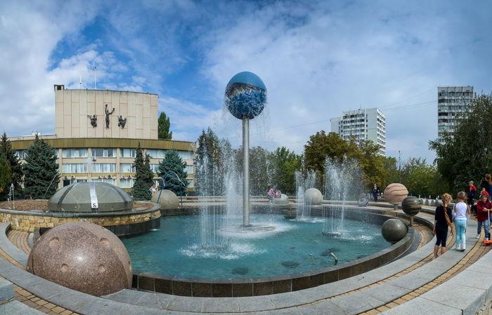 Cityscapes of Yuzhny in Ukraine Sky Architecture Cloud - Sky Nature Day Outdoors Yuzhny Ukraine