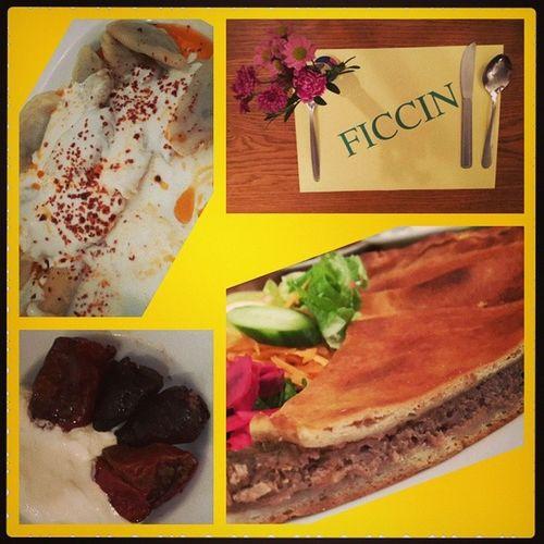 Kallavi Taksim Kafkas Ficcin borek kurudolma peynirli patatesli kiymali manti delicious yummy a jj_forum webstagram follow4follow followback l4l liking like4like