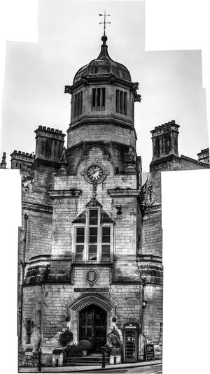 Catholic Church, Bradford on Avon Church Church Architecture Church Buildings Architecture Towers And Sky Weather Vane Building Building Exterior Catholic Church Victorian Architecture