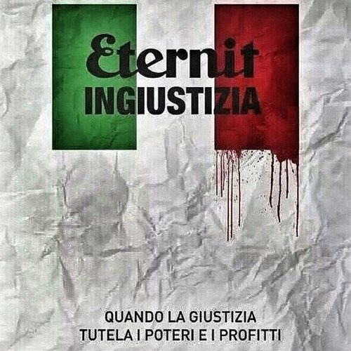 Eternit Shame Shameless Casale Monferrato Justice
