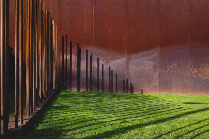 Berlin Love Architecture Outdoors Shadows & Lights Shadow Berlin Wall