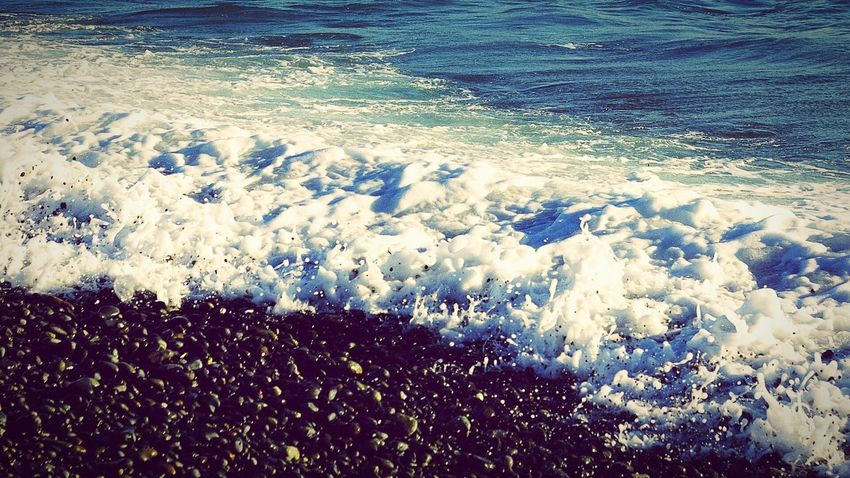 Ein Tag am Meer. A Day at the Ocean.