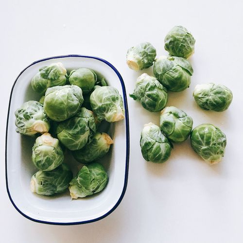 Brusselsprouts Vegetables Foodphotography Greenandwhite Foodstyling Wintervegetables