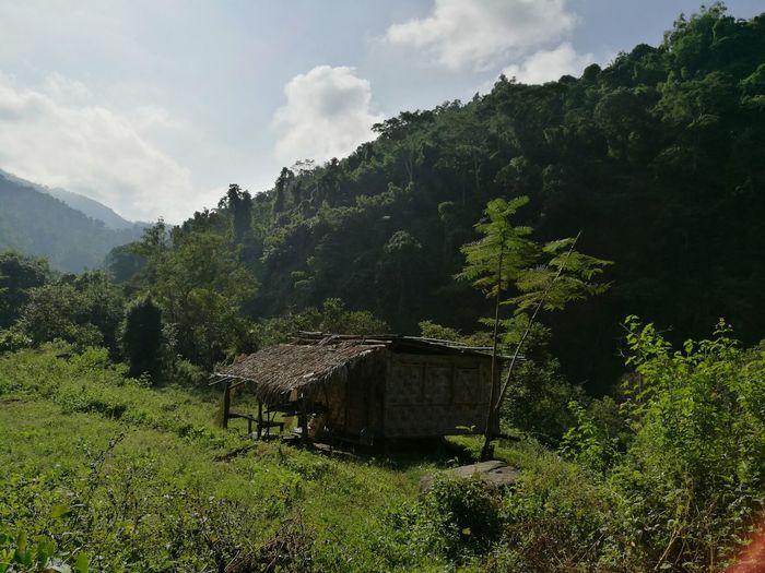 Mountain Outdoors La Union, Philippines Way To Tangadan Falls