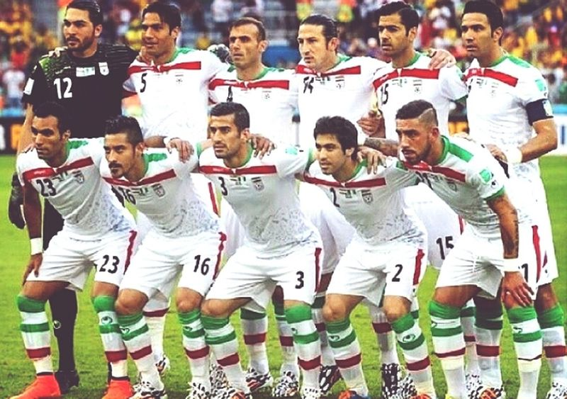 I dont care what happend last night,for me youre always winner,I Proud of you,viva iran! Iran♥ So Proud! Brazil 2014 World Cup World Champion