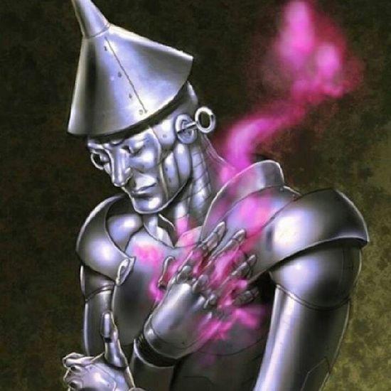 Tinman Wizardofoz Geekgirl Aboutthatlife