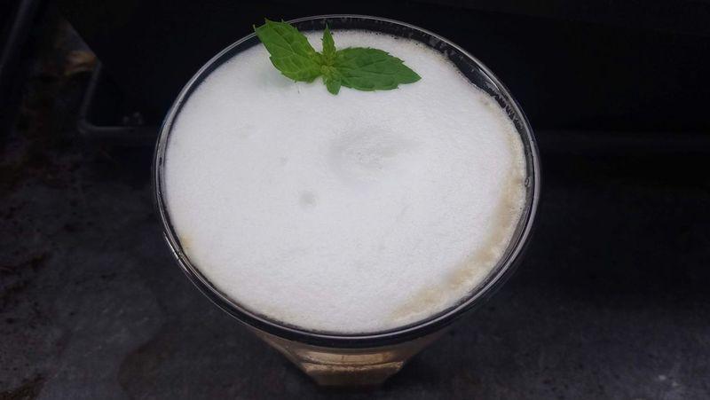Iced coffee Still Life Refreshment Leaf