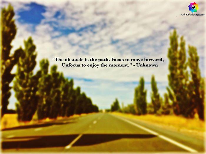 Ashrajclicks Ashrajphotography Road Path Nature Sky EyeEmNewHere