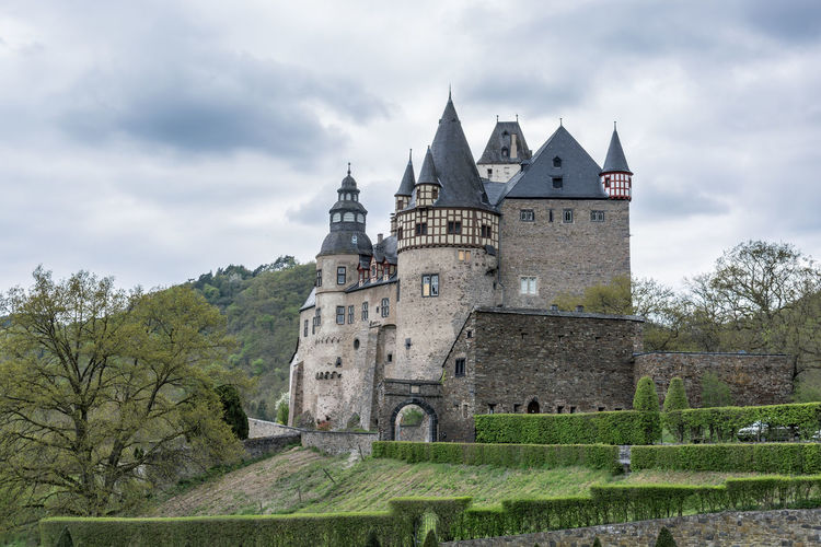 Schloß Bürresheim Architecture Building Exterior Built Structure Burg Castle Deutschland Eifel Germany Germany History Mittelalter Rheinland-Pfalz  Schloss