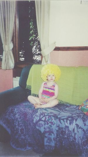 Me when I was 2! Baby Babygirl Cute Baby Photo