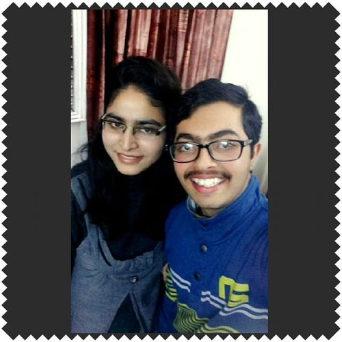 Selfie Instapic Pic Of The Day Best_girl Best Friend .. 😘 Smile_lovers Fun_loving Caring Blue_green Bff_flab ..❤.. Coz ShE always want to see smile on my face.. n cares foe me..😊☺