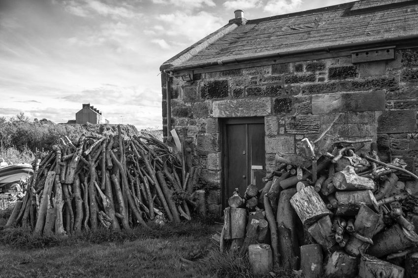 Woodcutter's cottage Burntisland Cottage Fife  Outdoors Wood Woodcutter Wooden