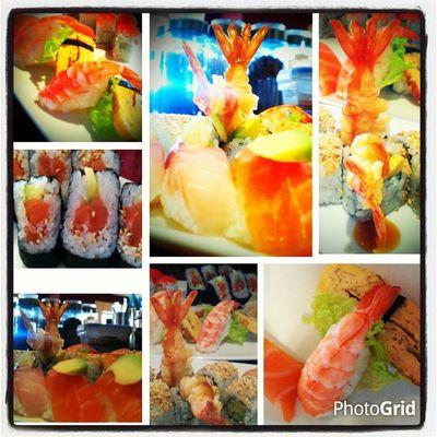Sushi Mathsu Sushi Antalyaturkey Kaisonsushi Chef @kaisonchef