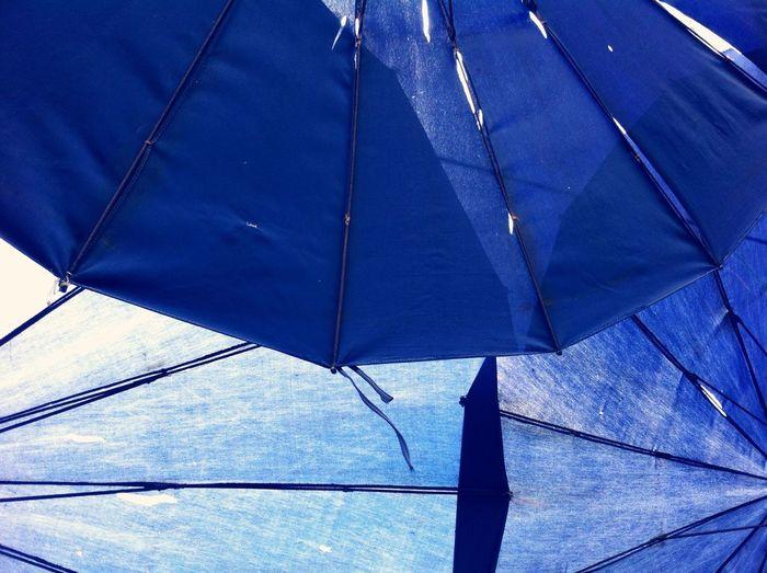 Abstraction Monochrome Beach Chilln Blues Blueshades
