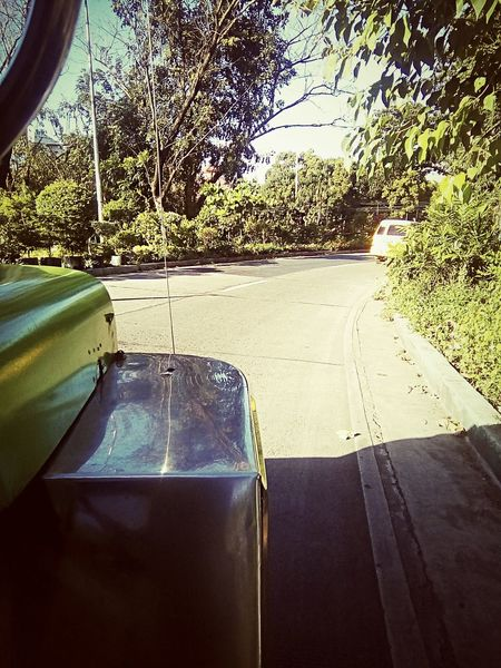 Transportation is more Fun in the Philippines.