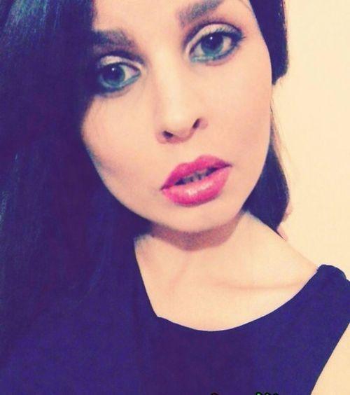 That's Me Greeneyes Red Lips Me