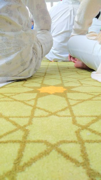 Solah Friday Prayer Islamic Mosque Relationships Day People Relaxing Moments Focus