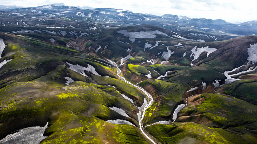 Day Iceland Landscape Mountain Mountain Range Nature No People Outdoors Plane Scenics Travel Destinations Wilderness