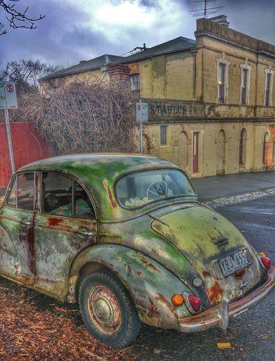 Daylesford Rustbucket Morris Carporn Stables Picoftheday EyeEm Best Shots