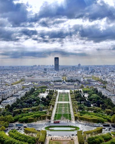 Paris from the