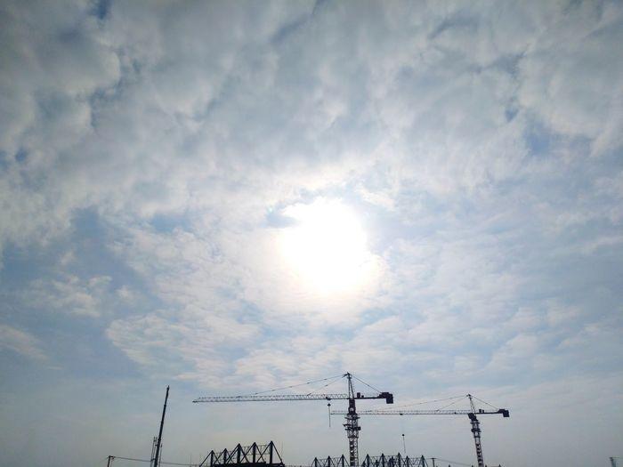 Cloud - Sky 阳光甚好