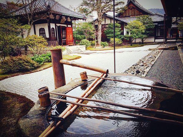 建仁寺 方丈 東山 京都 Kyotojapan Kyoto