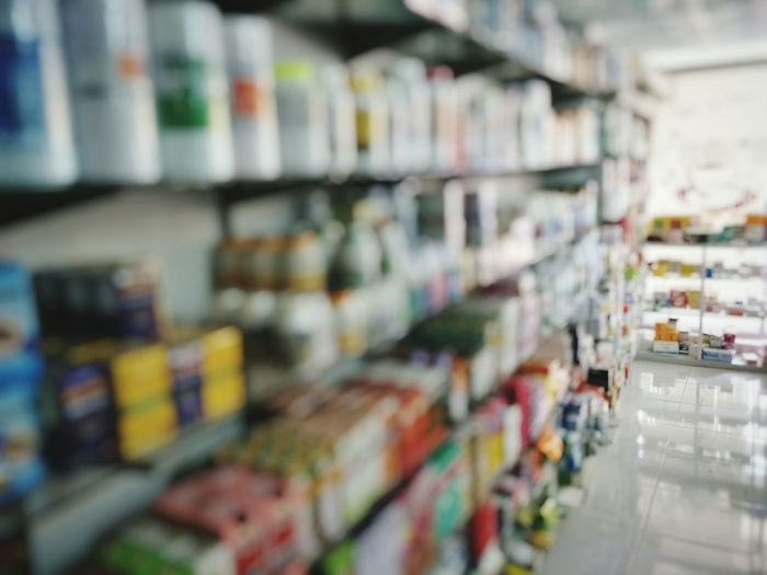 Shelf Supermarket Retail  Indoors  Store Groceries Food And Drink Healthcare And Medicine Choice Consumerism No People Refrigerator Medicine Industry Food Close-up Day