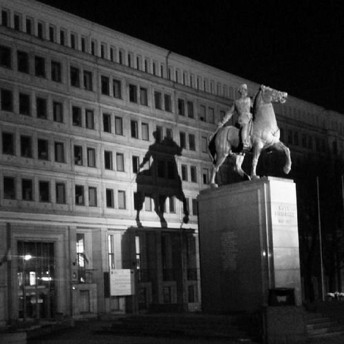 Monument Pilsudski Katowice Katowicenielizbona