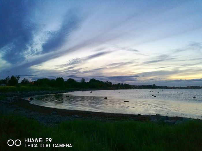 Vallø Tønsberg, Norway Idyllic Norway🇳🇴 Grass Sand Horizon Over Water Tranquil Scene Tourism Travel Destinations Beauty In Nature Tranquility Vacations Sea Beach Landscape Cloud - Sky Sunset Sun And Clouds Outdoors Tranquility No People