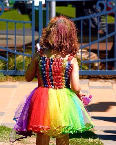 Rainbow girl Rainbow Girl Little Rainbow Girl