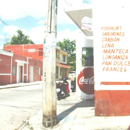 Coco Cola Coloursplash Redwhite Travel Photography Lighting Mexico