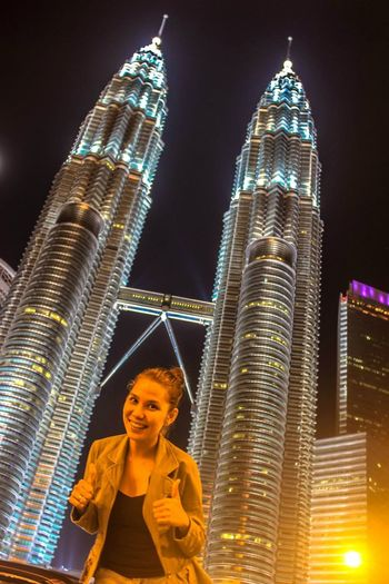 The glorious, Petronas Twin Towers 😍😍😍 Vacation Petronastwintowers Enjoying Life Check This Out