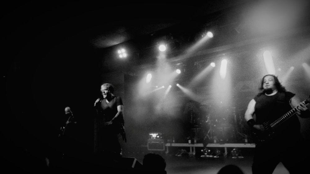Substage Fear Factory Live Live Music Concert Karlsruhe 16/7/15