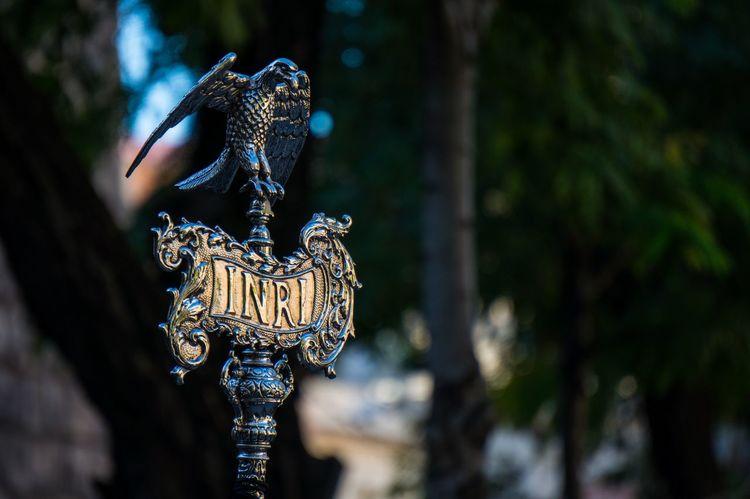 INRI Sevilla Seville España Fanfare Streetphotography